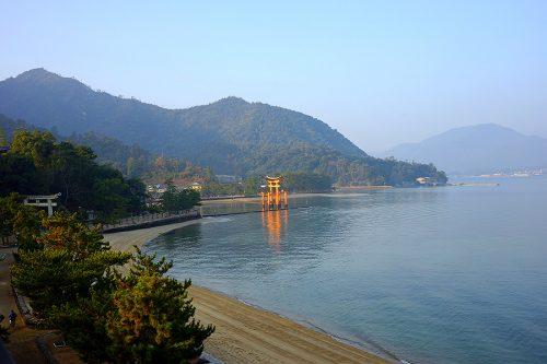 Das Kinsuikan auf Miyajima