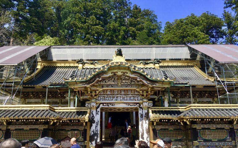 Nikko Tōshō-gū ist ein Tōshō-gū Shinto Schrein in Nikkō, Präfektur Tochigi, Japan.