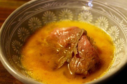 Murakami Rindfleisch, Niigata, Wagyu, Sukiyaki und lokale Spezialitäten.