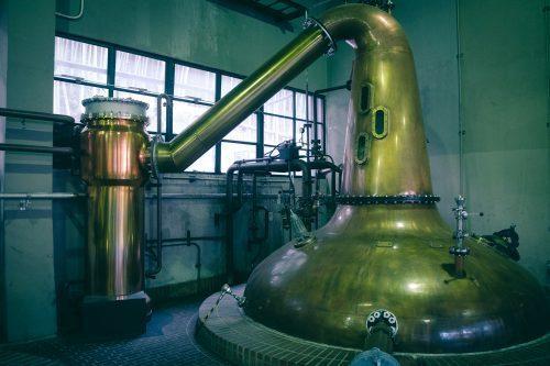 Yamazaki Whisky Brennerei, Osaka, Kansai Region, Japan.