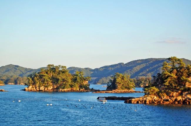 Islas de Kujushima, en Nagasaki