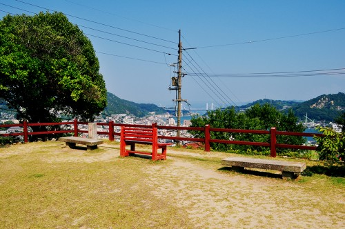 Parque Senkoji de Onomichi
