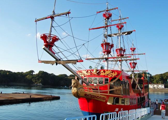 Crucero al atardecer en Kujukushima: romántica travesía en Nagasaki