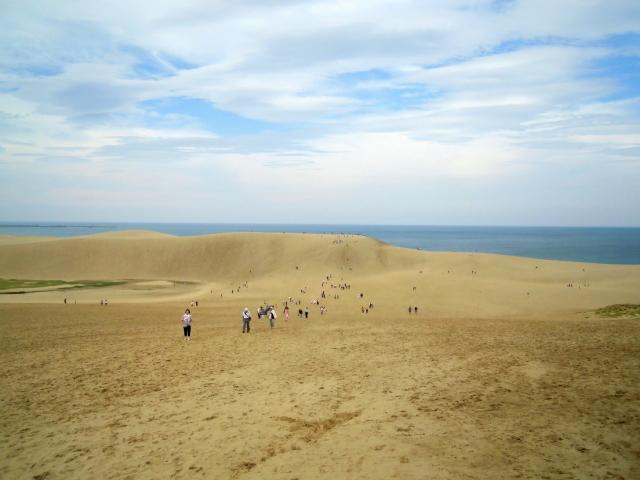 Tottori y sus dunas de arena: ¿espejismo o realidad?