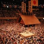 Sumo en Tokio: experiencia sumamente japonesa