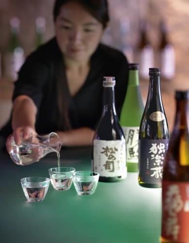 bebidas japonesas sake