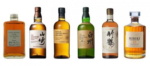 bebidas whiskey japón