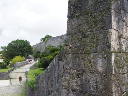 Castillo Shuri, en Okinawa (Japón)