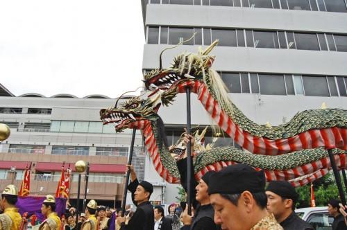 dragones ja odori