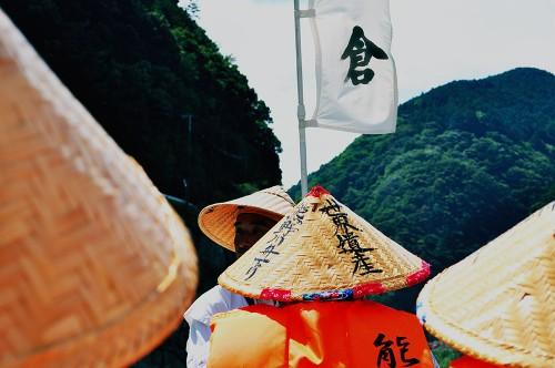 Tour en barco por las aguas del río Kumano (Japón)