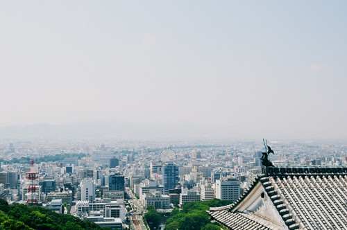 mirador castillo fukuyama