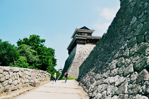 castillo de matsuyama