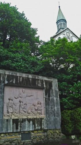 Iglesia de Oura en Nagasaki