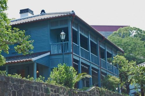 Residencia No. 13 en Higashiyamate, Cuesta de los Holandeses (Nagasaki)