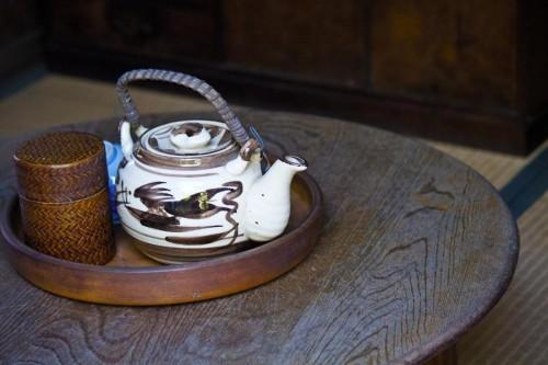 Set de té para traer como souvenir de Japón