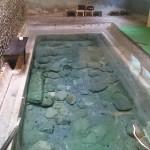Kan no Jigoku: aguas termales… pero frías