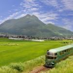 Onsen + montañas + ryokan = ¡Yufuin!