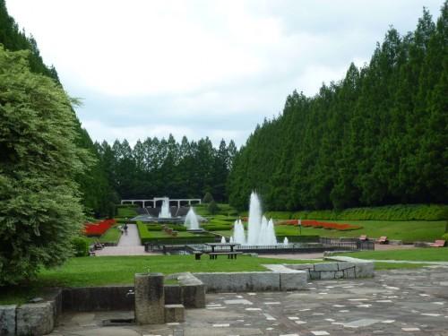 Parque Samagihara de Kanagawa (Japón)