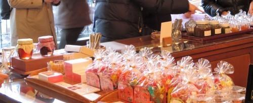 Tienda de mermelada en Ueda