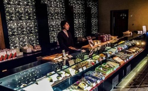 Tienda de dulces de Obuse