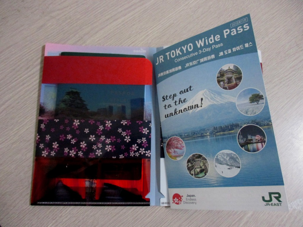 JR Tokyo Wide Pass: un billete único para moverse por Kanto