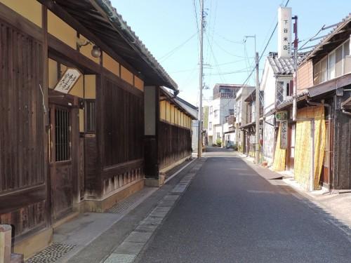 Calle Shiomachi Karakoto, en Setouchi (Okayama).