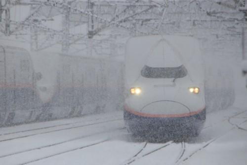 Tren de la línea JR East