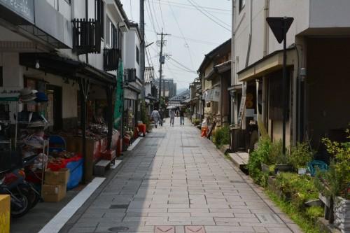 Hida, el pequeño Kioto de Oita.