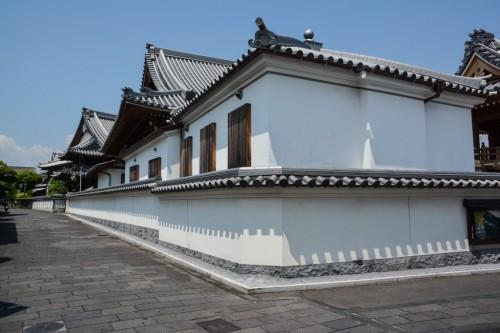 Residencia samurái en Usuki, Oita.