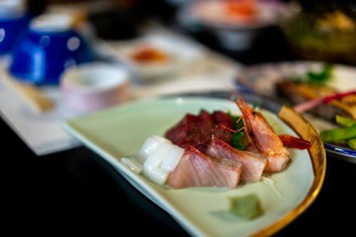 Sashimi, ¡un plato muy popular en Japón!