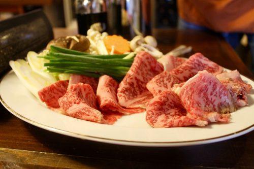 Murakami Beef Niigata Wagyu Sukiyaki Local Specialties Edosho Restaurant