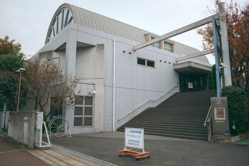 Museo de la bicicleta en Sakai, Osaka, Japón.