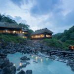 Onsen Nyuto – 7 fuentes termales en Akita para disfrutar las 4 estaciones