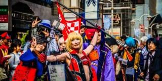 Halloween en Ikebukuro