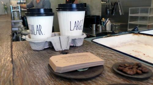 Sur place ou à emporter pour le coffee shop the Goog goodies à Kamakura