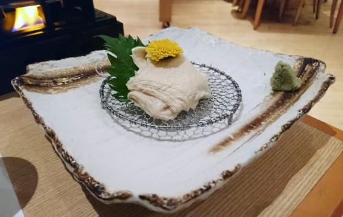 Dîner Kaiseki végétarien à l'hôtel Lakeland Mizunosato