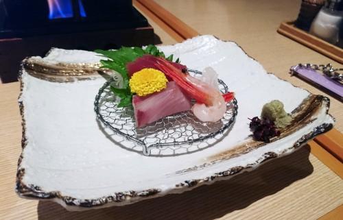 Dîner Kaiseki classique à l'hôtel Lakeland Mizunosato