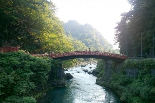 Pont Shinkyo à Nikko