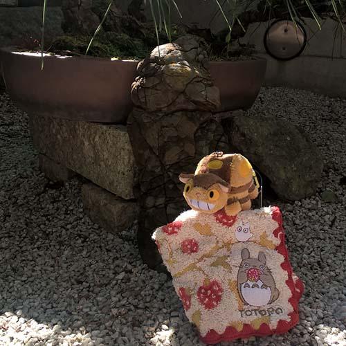 Souvenirs achetés au musée Ghibli à Tokyo à Tokyo