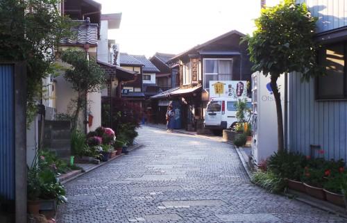 L'allée des bonbons « Kashiya Yokocho » à Kawagoe, la petit Edo