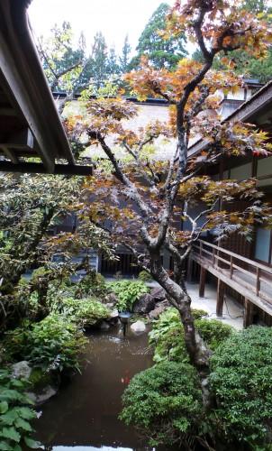 Temple Kongōbu-ji – Le QG du Bouddhisme au Mont Koya est plein de surprises !
