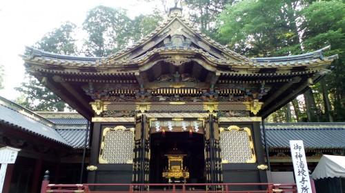 Nikkō : temples et sanctuaires inscrits au patrimoine mondial de l'Unesco