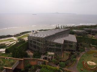 Le Tropical Dream Center d'Okinawa