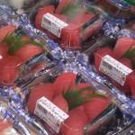 Shizuoka : des sushis de qualité pour moins de 5 euros au supermarché Parché !
