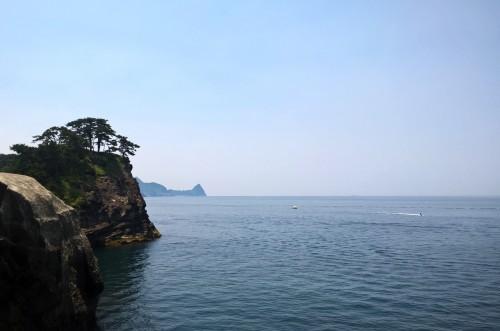 Dôgashima est une toute petite ville sur la péninsule Izu.