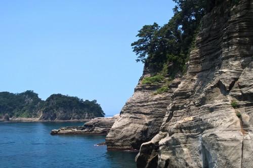 Si vous visitez la péninsule Izu, Dôgashima est un incontournable !