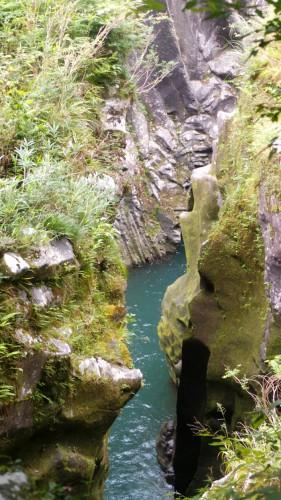Les gorges de Takachiho dans la préfecture de Miyazaki