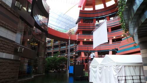 Canal city, centre commercial à visiter à Fukuoka