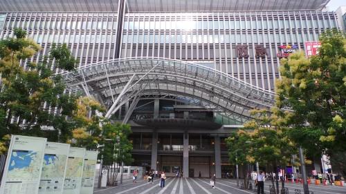 Gare Hakata à visiter à Fukuoka