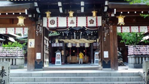Sanctuaire Kushida à visiter à Fukuoka